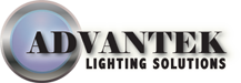 Advantek LED Lighting Solutions | Commerical | Industrial | LED | Lighting | Canada Logo
