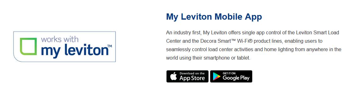 Leviton App